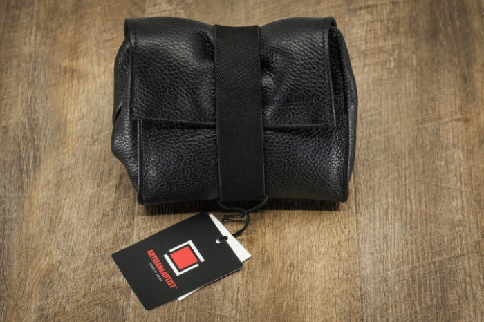 Artisan & Artist ACAM-77 Soft Leather Pouch Review