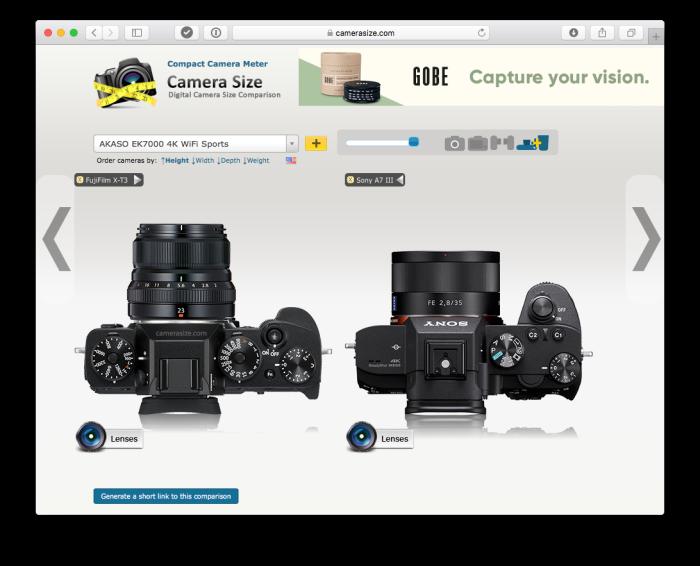 Sony vs Fujifilm – What Fujifilm can learn from Sony and Sony can learn from Fujifilm (X-T3 vsA7iii)