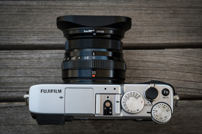 Sony vs Fujifilm Part 7 – Fix your ISO numbers, Fujfilm